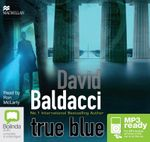 True Blue (MP3) - David Baldacci