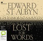 Lost for Words - Edward St. Aubyn