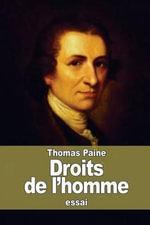 Droits de L'Homme - Thomas Paine