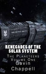 Renegades of the Solar System - Gavin Chappell