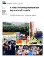 China's Growing Demand for Agricultural Imports - Fred Gale