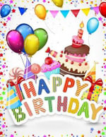Happy Birthday : Celebration & Memory Book - First Birthday Gifts in All Departments