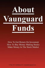 About Vanguard Funds - Ted Sorensen