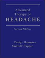 Advanced Therapy of Headache : A Step-by-Step Guide for Teachers and Parents - R. Allan Purdy