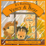It's Raining Yancy and Bear - Hazel Hutchins