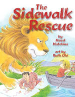 The Sidewalk Rescue - Hazel Hutchins