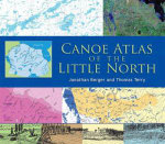 Canoe Atlas of the Little North : Amazing Lists for Trivia Lovers - Professor Jonathan Berger