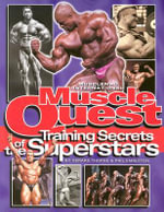 Muscle Quest : Training Secrets of the Superstars - Gerard Thorne