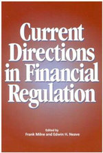 Current Directions in Financial Regulation : Asia's Banking Crisis - Edwin H. Neave