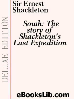 South - The Story of Shackleton's Last Expedition - Sir Ernest Shackleton