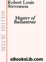 Master of Ballantrae - Robert, Louis Stevenson