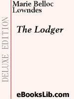 The Lodger - Marie Lowndes
