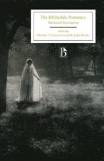The Blithedale Romance : Broadview Editions - Nathaniel Hawthorne