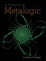 An Introduction to Metalogic - Aladdin M. Yaqub