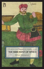 The Merchant of Venice : Broadview Anthology of British Literature Editions - William Shakespeare