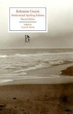 Robinson Crusoe : Modernized Spelling Edition - Daniel Defoe