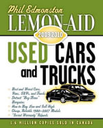 Lemon-Aid Used Cars and Trucks 2009-2010 - Phil Edmonston