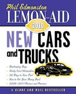 Lemon-Aid New Cars and Trucks 2010 - Phil Edmonston
