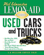 Lemon-Aid Used Cars and Trucks 2010-2011 - Phil Edmonston