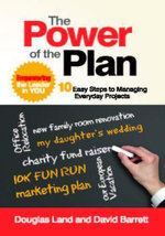 The Power of the Plan : Empowering the Leader in You - Douglas Land