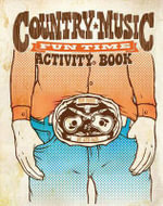 Country Music Fun Time Activity Book - Aye Jay