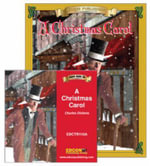A Christmas Carol Read Along : Bring the Classics to Life: Level 1 (Audio) - Charles Dickens