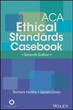 ACA Ethical Standards Casebook - Barbara Herlihy
