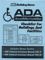 ADA Accessibility Guidelines - BNI Building News