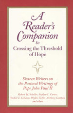 A Readers Companion to Crossing