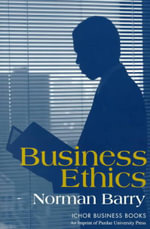 Business Ethics - Norman P. Barry
