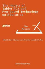 The Impact of Tablet PCs and Pen-based Technology : New Horizons 2009 - Dave A. Berque