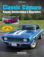 Classic Camaro : Repair, Restoration & Upgrades - Ron Sessions