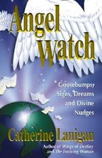 Angel Watch : Goosebumps, Signs, Dreams and Other Divine Nudges - Catherine Lanigan