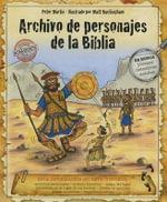 Archivo de Personajes de La Biblia. : Bible People Factfile - Peter Martin