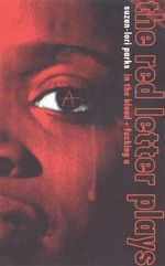 The Red Letter Plays : Playwrights Canada Press - Suzan-Lori Parks
