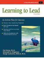 Learning to Lead : An Action Plan for Success - Martha Chapman