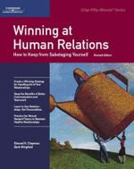 Winning at Human Relations : 50 Minute Book - Barb Wingfield