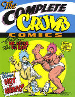 The Complete Crumb Comics : Hot 'n' Heavy v. 7 - Robert Crumb