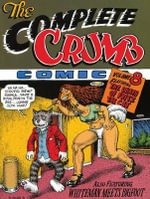 The Death of Fritz the Cat - Robert Crumb