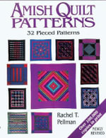 Amish Quilt Patterns - Rachel Thomas Pellman