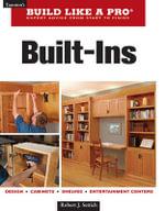 Built-ins : Design - Cabinets - Shelves - Entertainment Centers - Robert J. Settich