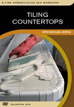 Tiling Countertops : 000331078 - Michael Byrne