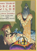 The Fairy Tales of Oscar Wilde : Young King AND The Remarkable Rocket v. 2 - Oscar Wilde