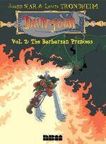Dungeon: Barbarian Princess v. 2 : Zenith - Joann Sfar
