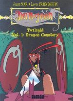 Dungeon : Twilight - Dragon Cemetery v. 1 - Joann Sfar