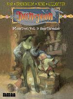 Dungeon Monstres : Heartbreaker v. 3 - Lewis Trondheim