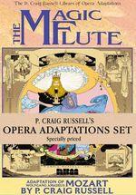 P. Craig Russell's Opera Adaptations Hardcover Set : P. Craig Russell Library of Opera Adaptations (Paperback) - P. Craig Russell