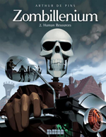 Zombillenium, Vol. 2 : Human Resources - Arthur De Pins