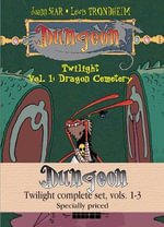 Dungeon : Twilight Set: Volume 1-3 - Lewis Trondheim