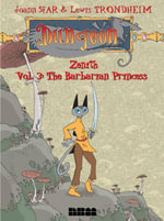 Dungeon : Zenith, Vol.3: The Barbarian Princess - Joann Sfar